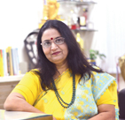 Dr. Lily Bhushan Principal (KES College of Arts & Commerce)